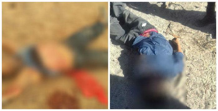 Dois suspeitos mortos pela polícia