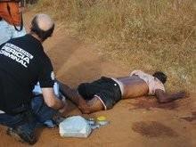 Preso tatuador que matou homem com 10 facadas