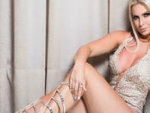 Veridiana Freitas sobre o carnaval: 'Fantasia vai ser sensual'