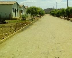 Ruas dos Conj. Habitacionais de Cajazeiras recebem calçamentos