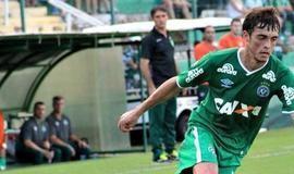 Novo reforço do Palmeiras escapou da tragédia por causa de lesão