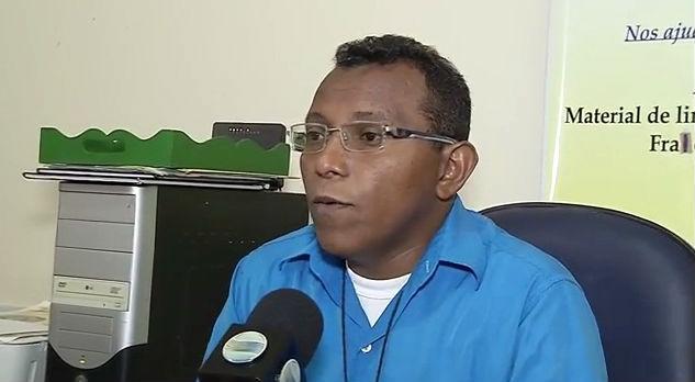 Luiz Filho, presidente da Associação dos Pacientes Renais Crônicos do Piauí  (Crédito: Rede Meio Norte)
