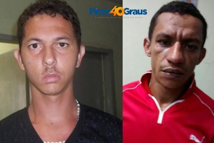 Detentos mortos em Picos (Crédito: Reprodução )