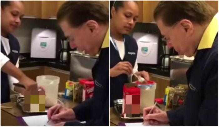 Vídeo de Silvio Santos anotando receita de cappuccino viraliza