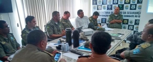 950 policiais militares trabalharão durante o Enem no Piauí