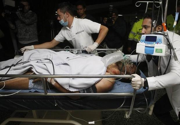 Acidente deixou 71 mortos