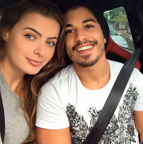 Rayane Morais e Douglas Sampaio (Crédito: Reprodução)
