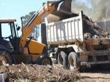 Prefeitura Municipal realiza limpeza e reparos em Alegrete