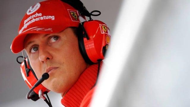 Michael Schumacher (Crédito: Reprodução)