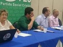 Vereadora eleita de São Miguel é destaque em Encontro do PSC