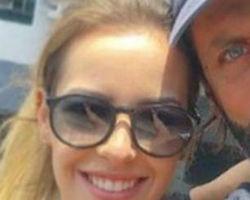 """Namorada de Castelli rebate crítica: """"Sua opinião não diz nada"""""""