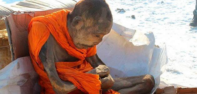 Imagens de Iama mumificado provam que ele está vivo