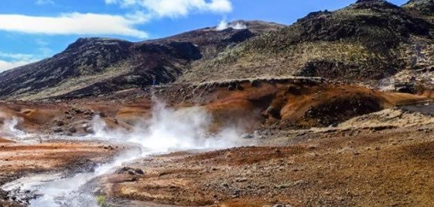 Magma pode ser nova fonte de energia sustentável