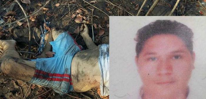 Corpo foi encontrado na manhã deste sábado (05) (Crédito: Piripiri 40 Graus)