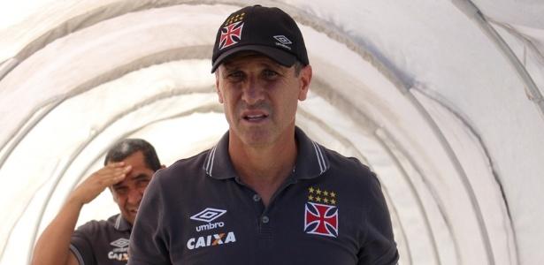 Jorginho, técnico do Vasco (Crédito: Uol)