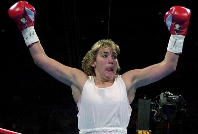 Christy Martin fez duras críticas à atleta