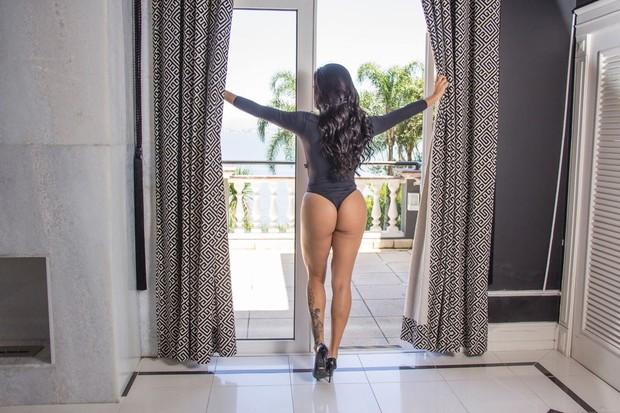 Ex-BBB Monique Amin  (Crédito: Divulgação)