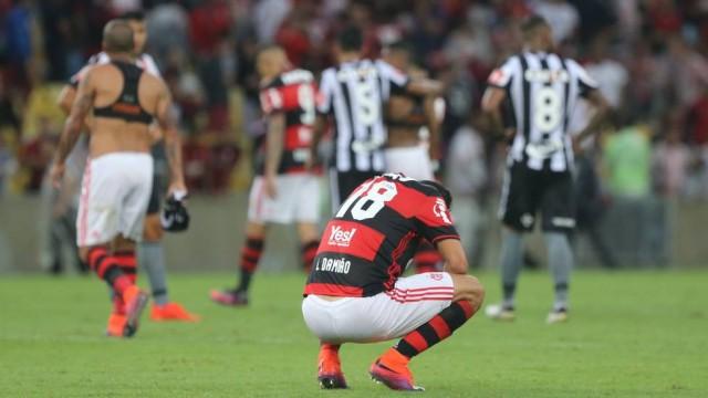 Flamengo ainda tem esperanças (Crédito: Reprodução)