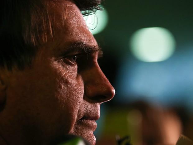 Jair Bolsonaro (Crédito: Agência Brasil )