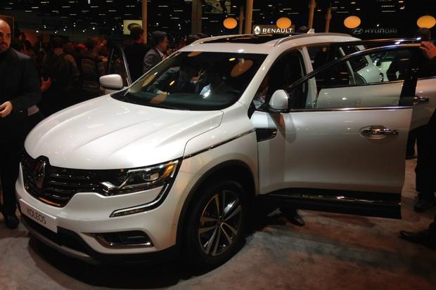 Renault Koleos (Crédito: Autoesporte)