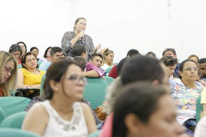 SME de Alegrete participa de Seminário da Undime e Seduc - Imagem 2