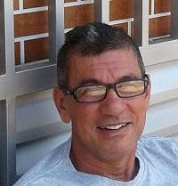 Taxista  Antonio Pereira