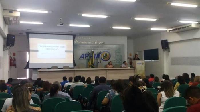 SME de Alegrete participa de Seminário da Undime e Seduc - Imagem 6
