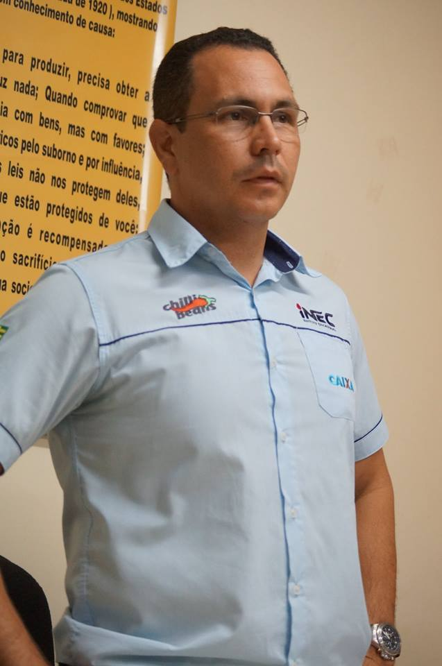 George Rodrigues, presidente da FCP