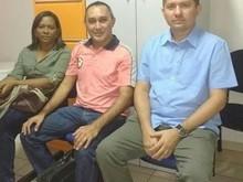 Dr.º Marcelo Barbosa inicia trabalhos antes de assumir a Saúde