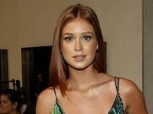 Marina Ruy Barbosa diz que ficou honrada com título de mais sexy