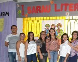 Colégio do Estado em Alegrete realiza I Sarau Literário do ASA