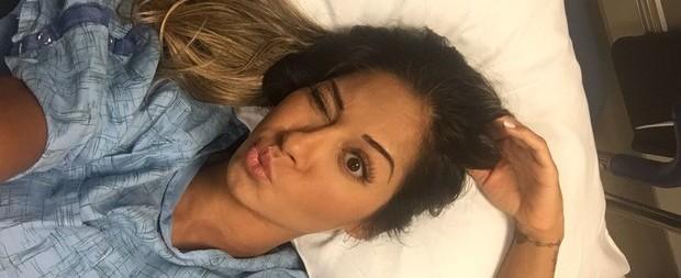 Mayra Cardi revela que já usou maconha para aliviar dor na coluna
