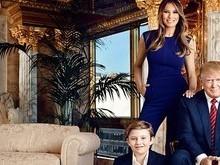 Conheça a casa de Trump com ouro e mármore do piso ao teto