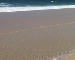 Aline Riscado reforça bronzeado em dia de praia carioca com amigas