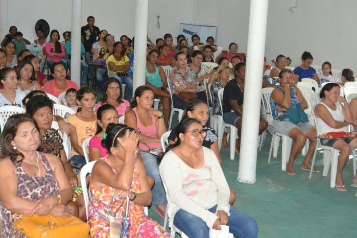 SEMAS de Alegrete realiza palestra sobre Programas Sociais - Imagem 5