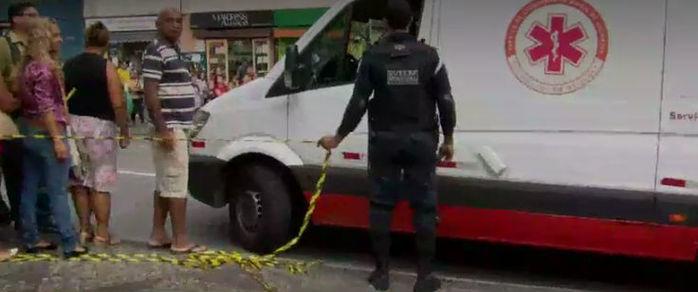 Idosa de 79 anos morre atropelada por ônibus em Belo Horizonte