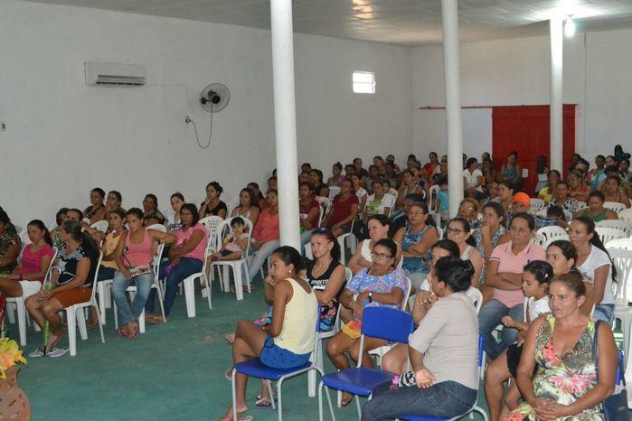 SEMAS de Alegrete realiza palestra sobre Programas Sociais - Imagem 6