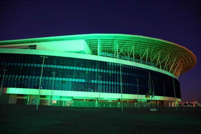 Arena, em Porto Alegre