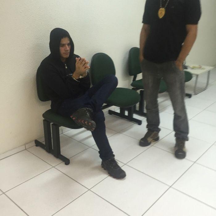 Agente penitenciário acusado do crime (Crédito: Reprodução)