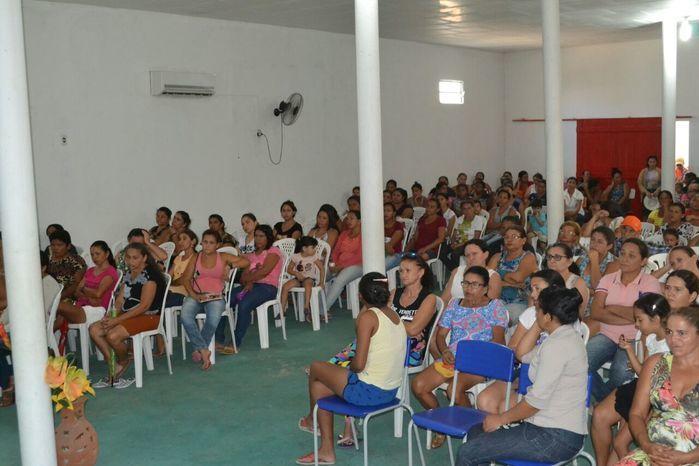 SEMAS de Alegrete realiza palestra sobre Programas Sociais - Imagem 2
