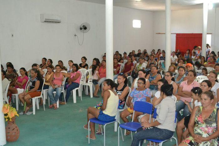 SEMAS de Alegrete realiza palestra sobre Programas Sociais - Imagem 3