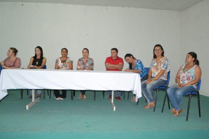 SEMAS de Alegrete realiza palestra sobre Programas Sociais - Imagem 1
