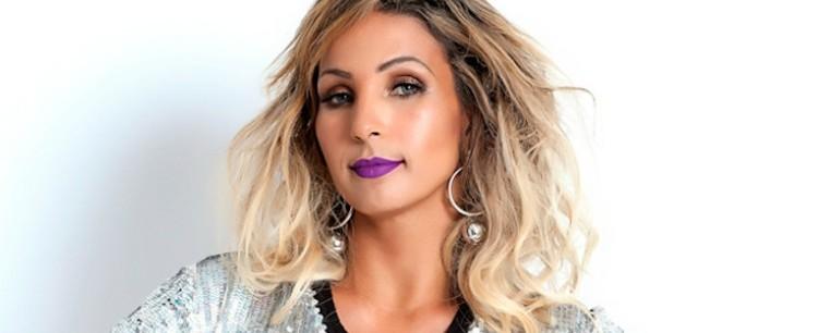 Valesca Popozuda revela que tem vontade de ter um romance lésbico