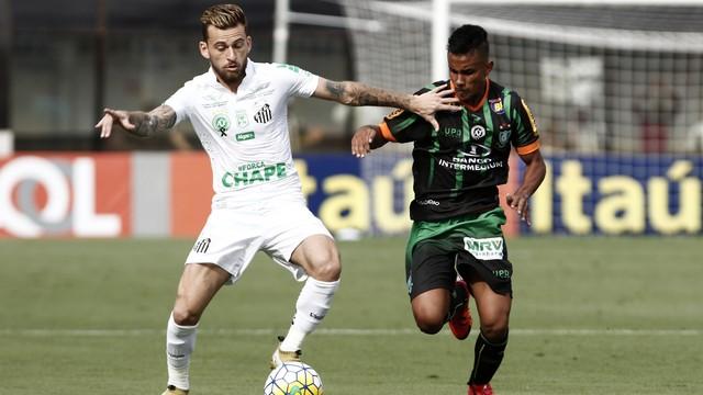 Santos vence o América-MG na Vila e fica com o vice-campeonato