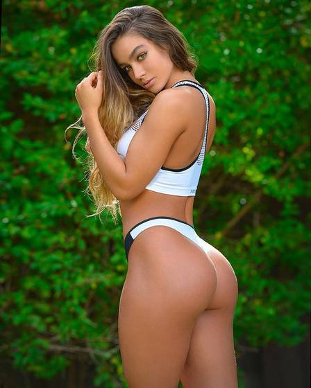 Musa fitness Sommer Ray