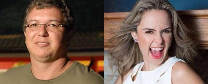 Boninho troca farpas com ex-BBB Ana Paula Renault no Twitter