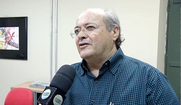 Ex-prefeito Silvio Mendes (Crédito: Reprodução)