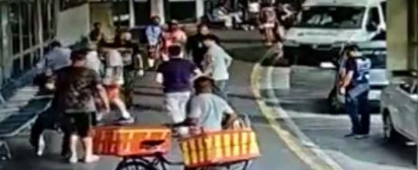 Peruanos são presos por assaltos no Aeroporto do Galeão no Rio
