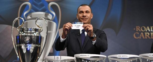 Sorteio define os duelos das oitavas da Champions League