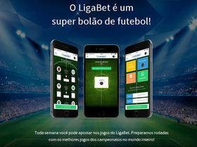 Ligabet: Participe do bolão de futebol online e ganha prêmios